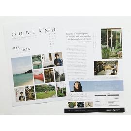 『OURLAND』写真展@イムズプラザB2F